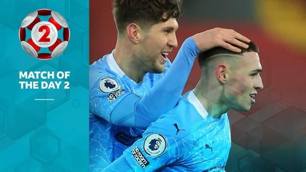 Günün Maçı analizi: Majestic Phil Foden, Liverpool